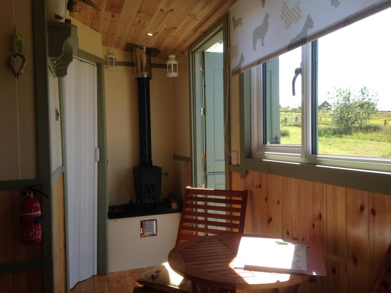 Luxury Glamping in Bellingham, Northumberland